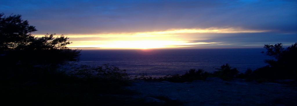 Fernweh Reiseplanung Sonnernuntergang