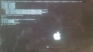 "Mein Apple MacBook im ""Panic""-Modus"