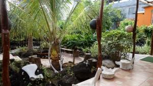 Galápagos, San Cristobal, Hostal Casa del Laura
