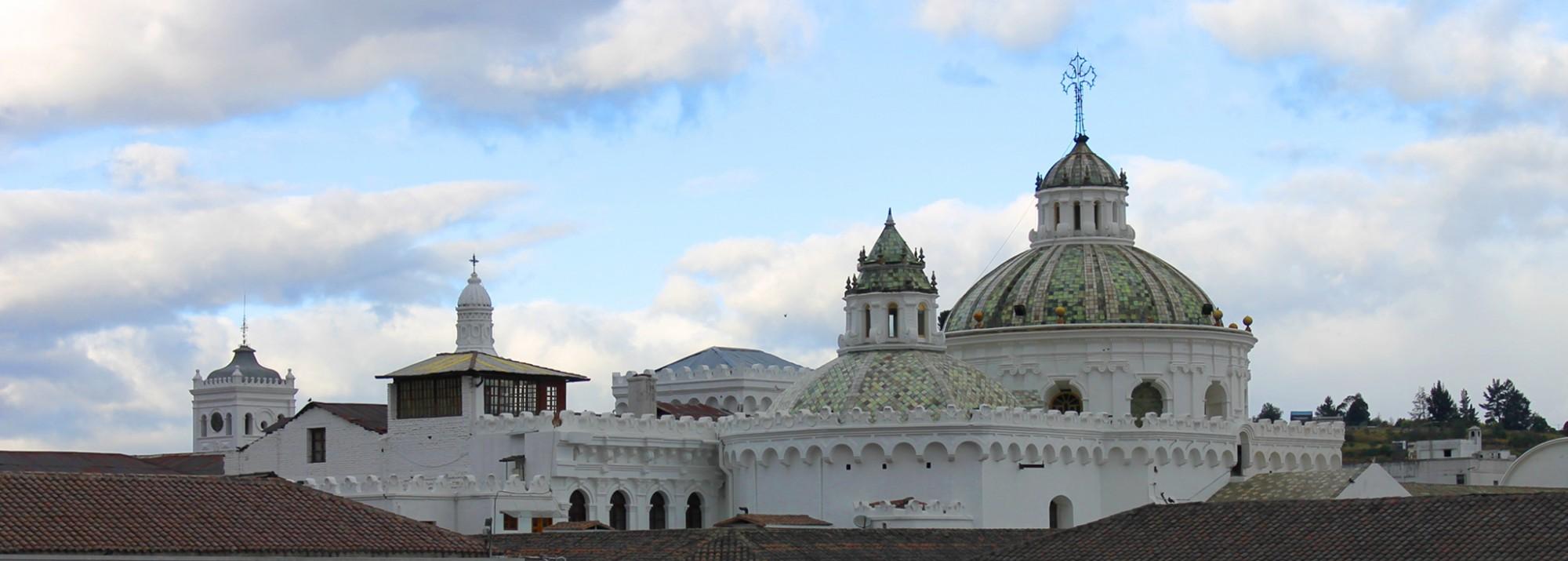 Quito, Hauptstadt von Ecuador