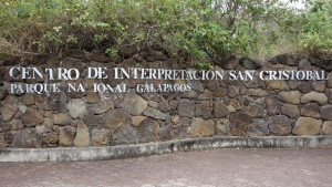 Galápagos San Cristobal: Das Informations Center