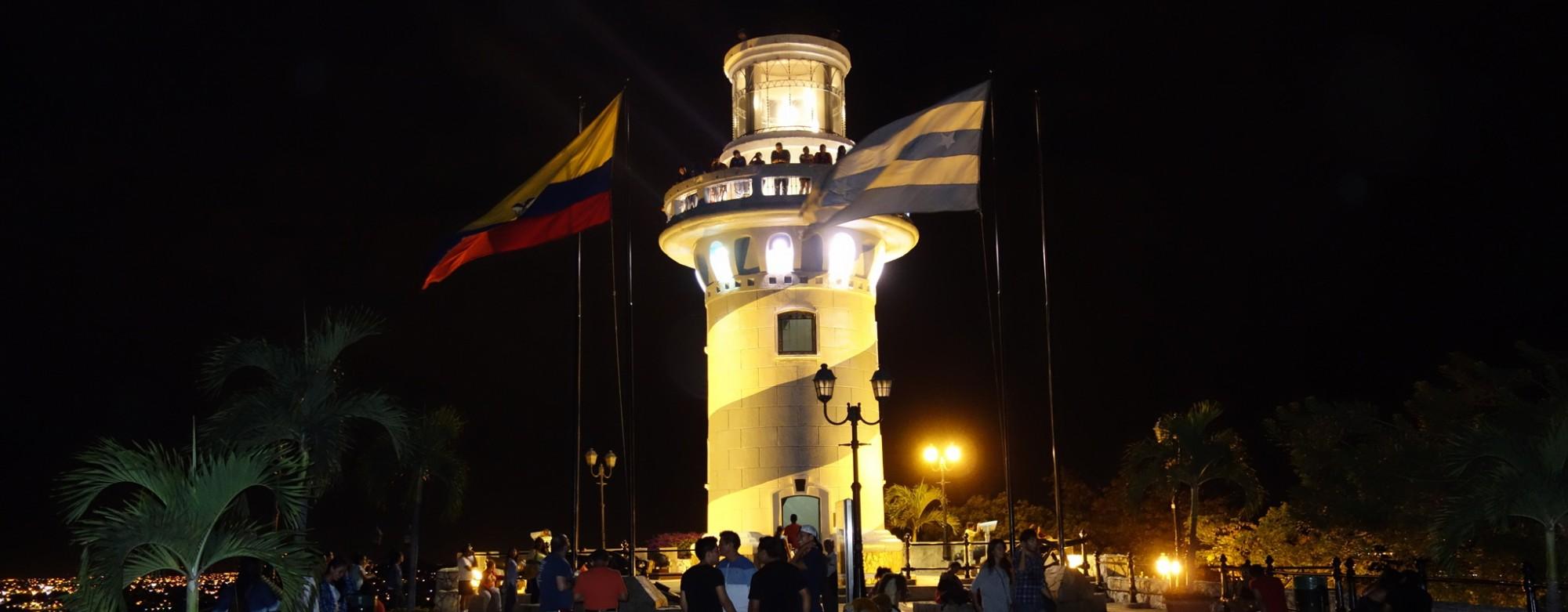 Guayaquil, Cerro Las Peñas