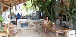 Mexiko, Tulum: Kleines Speiselokal direkt am nördlichen Stadtrand mit einer sagenhaft guten Ceviche