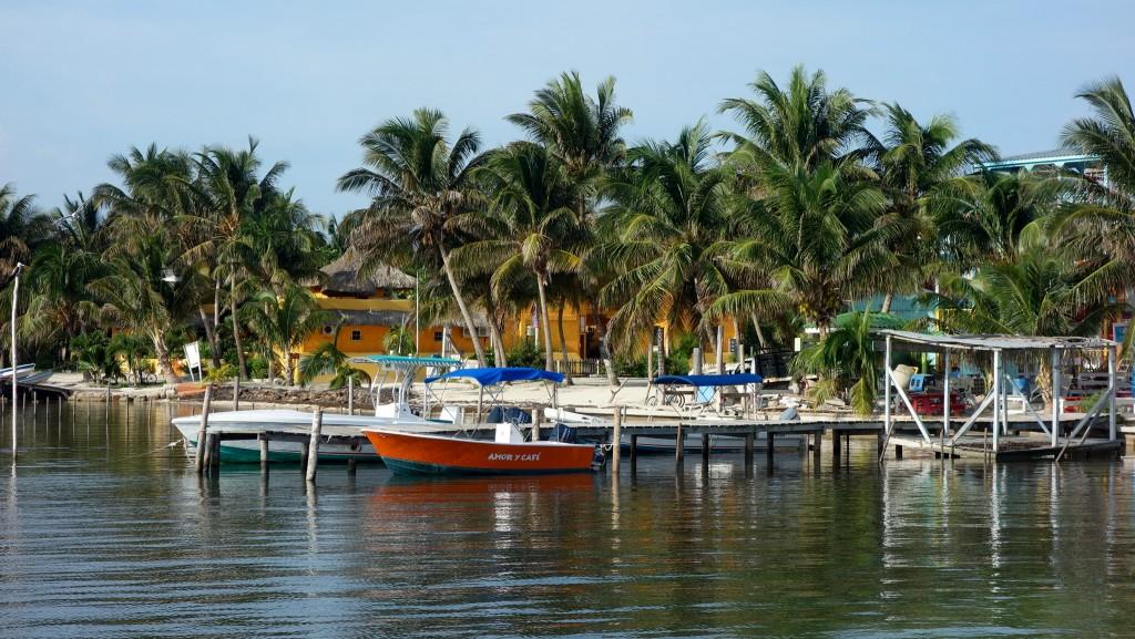 Belize, Caye Caulker: Willkommen im Paradies