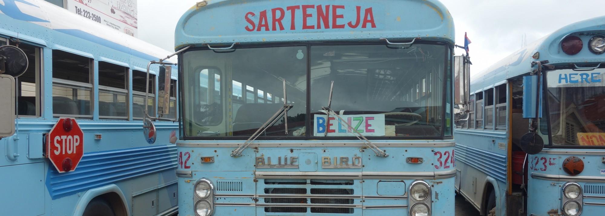 Belize, Der beste Weg nach Caye Caulker in Belize